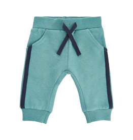 Minymo Toddler Velour Stripe Sweatpants