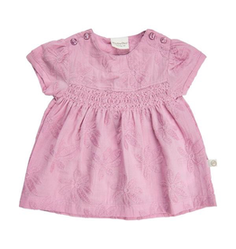 Minymo Mist Embroidered Baby Dress