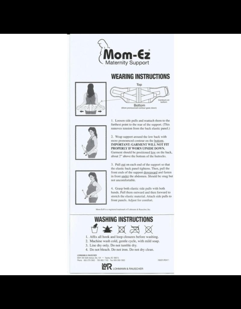Mom-Ez Maternity Back Support Belt