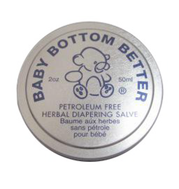 Mother Earth Baby Bottom Better