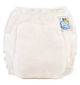 Mother-Ease Mother-Ease Sandy's Diaper Natural Cotton Large