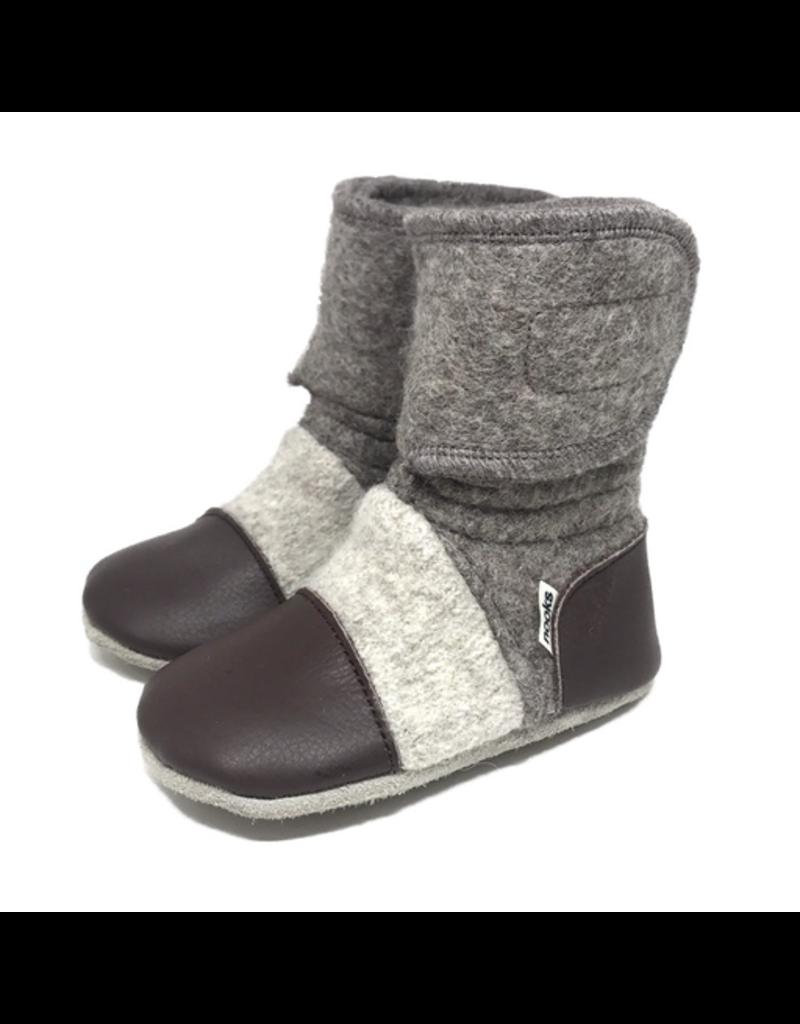 Nooks Nooks Coco Grey/Cream Boots