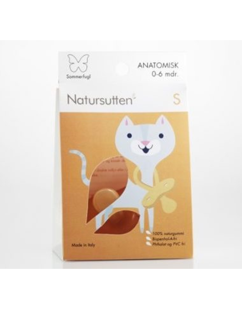 Natursutten Butterfly Ortho Soother