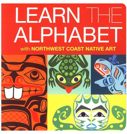 Native Northwest Learn the Alphabet