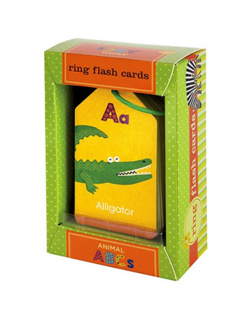 Mudpuppy Flash Cards - Animal ABCs