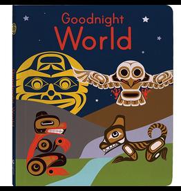 Native Northwest Goodnight World Board Book