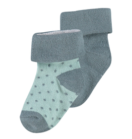 Noppies Basics Dot Socks 2pk