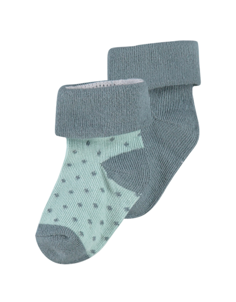 Noppies Basics Dot Socks 2pk