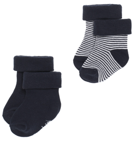 Noppies Basics Navy Socks 2pk