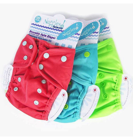Nuggles One Size Swimsees - Reusable Swim Diaper