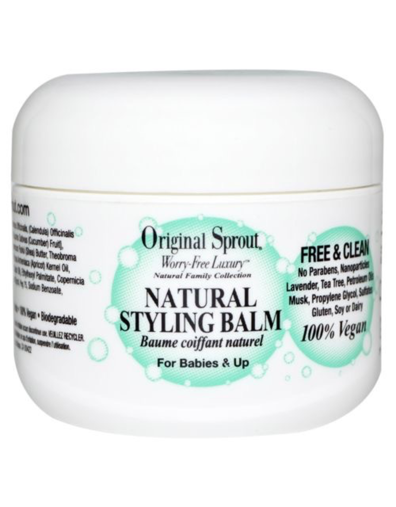 Original Sprout Original Sprout Styling Balm 2oz