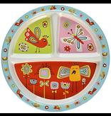 ORE Originals Divided Suction Plate - Birds & Butterflies