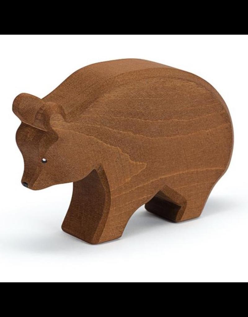 Ostheimer Wooden Toys Brown Bear