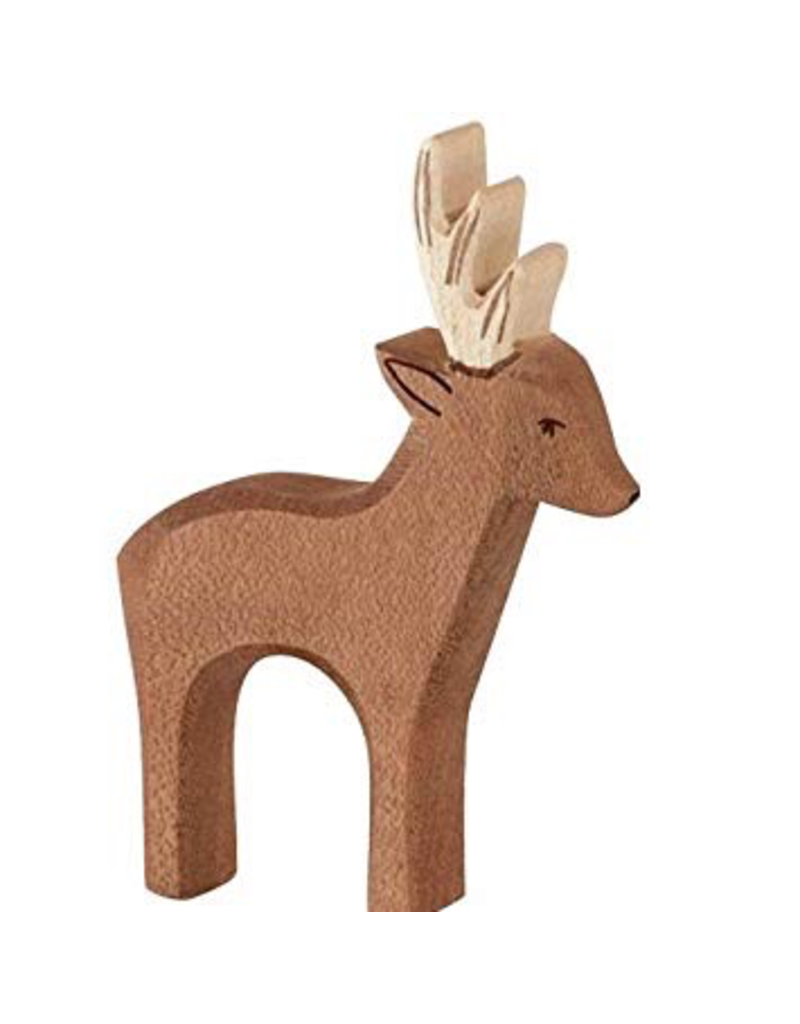 Ostheimer Wooden Toys Deer Male