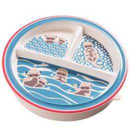 ORE Originals Divided Suction Plate - Otter