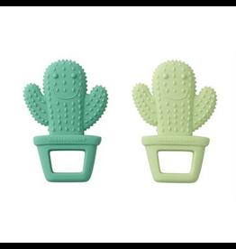 ORE Originals Teether 2pk - Happy Cactus