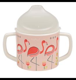 ORE Originals Sippy Cup Flamingo