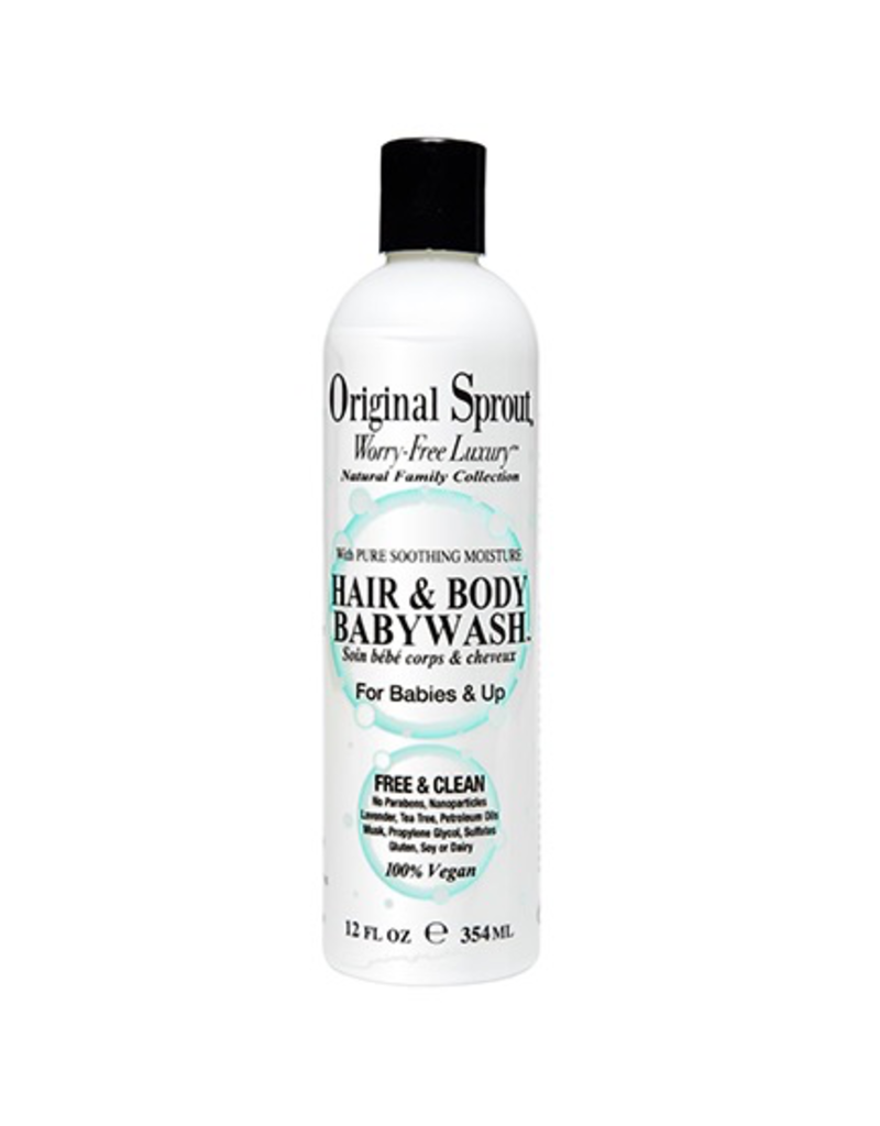 Original Sprout Original Sprout Hair & Body Wash 12oz