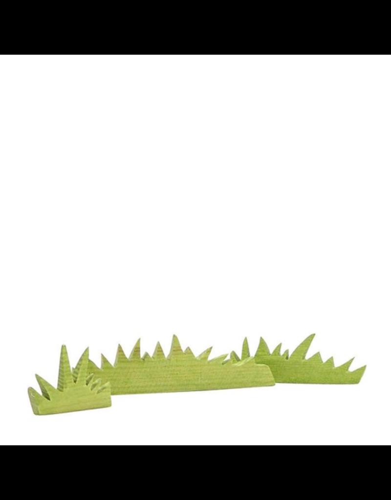 Ostheimer Wooden Toys Landscape - Grass (3 pcs)