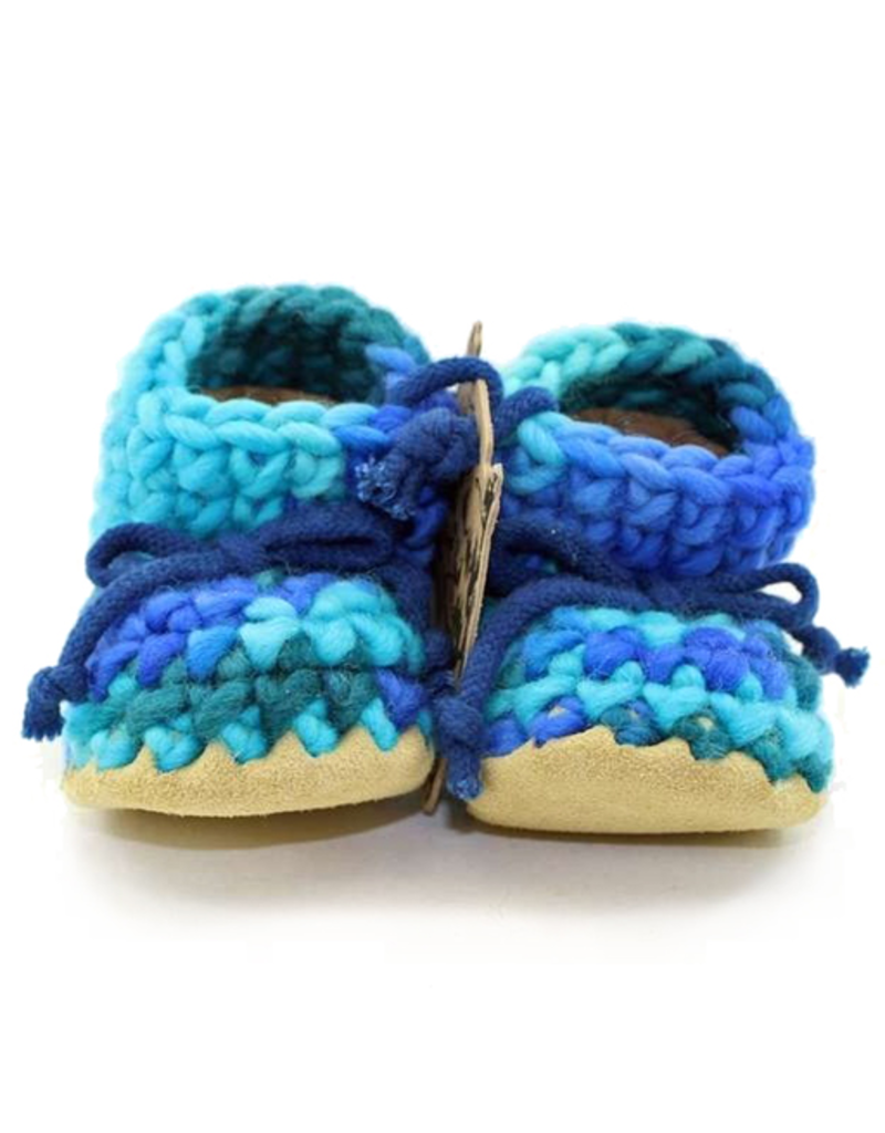 Padraig Padraig Wool Slippers Newborn