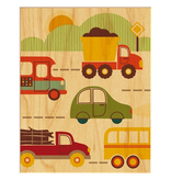 Petit Collage By Land Print 8.5x11