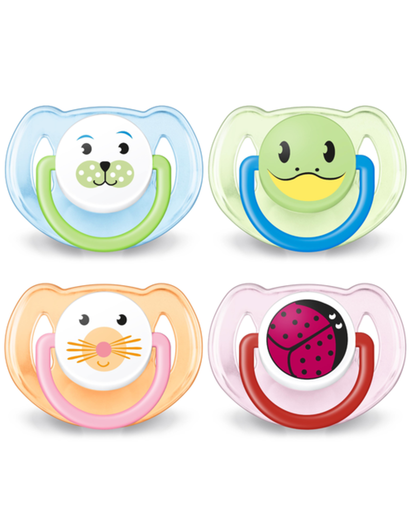 Philips Avent Animal Silicone Pacifier