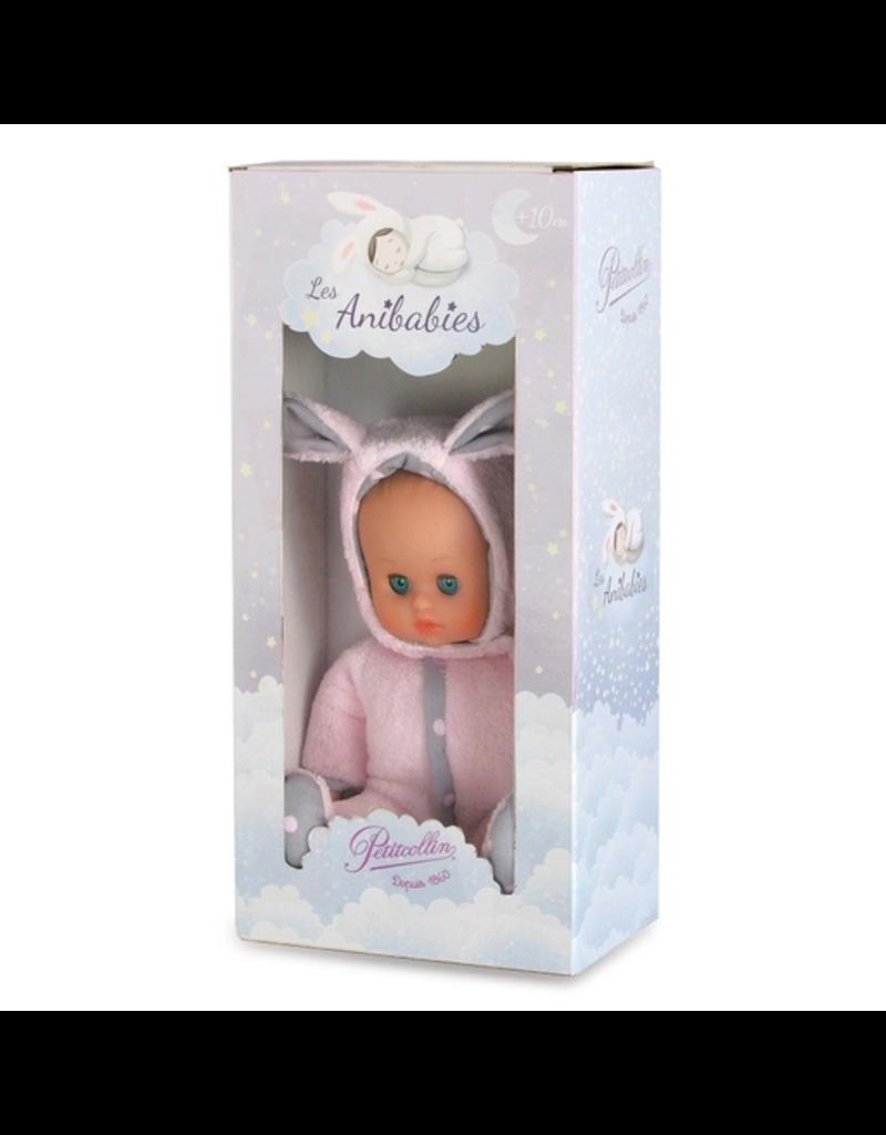 Petitcollin Anibabies 28cm Doll - Lapinou