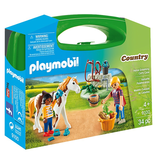 Playmobil Playmobil Horse Grooming Carry Case