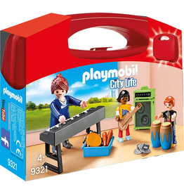 Playmobil Playmobil Music Class Carry Cas