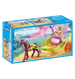Playmobil Unicorn-Drawn Fairy Carriage