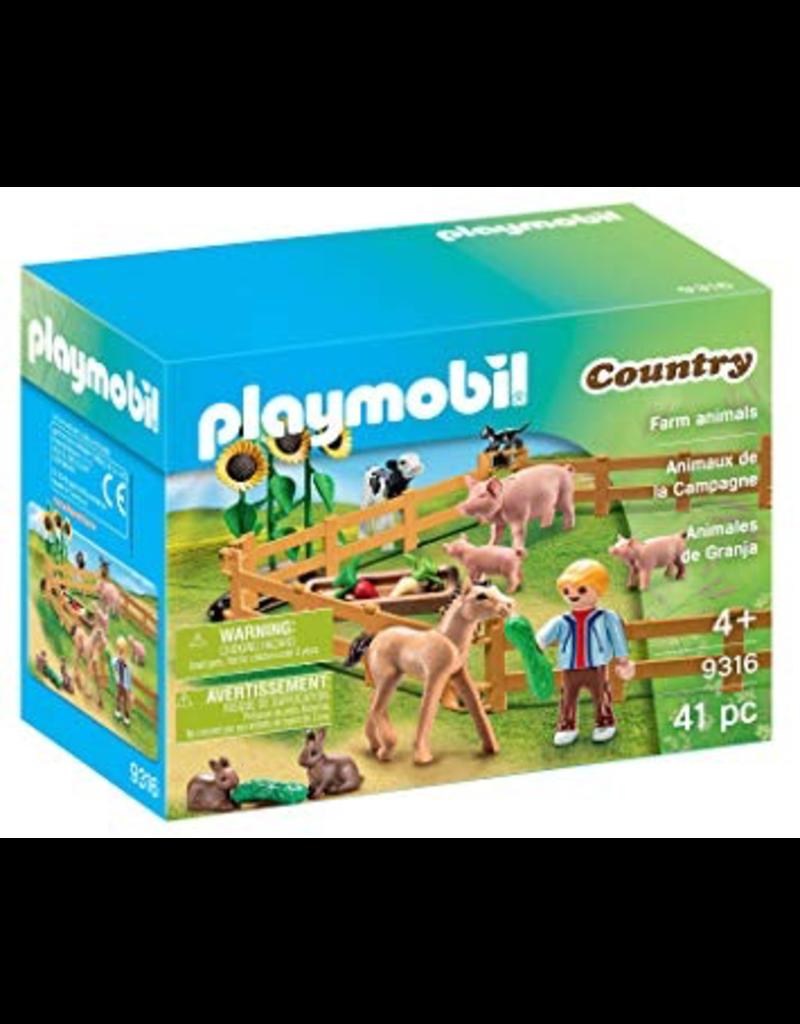 Playmobil Playmobil Farm Animals Country