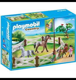Playmobil Horse Paddock