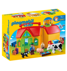 Playmobil Playmobil My Take Along Farm
