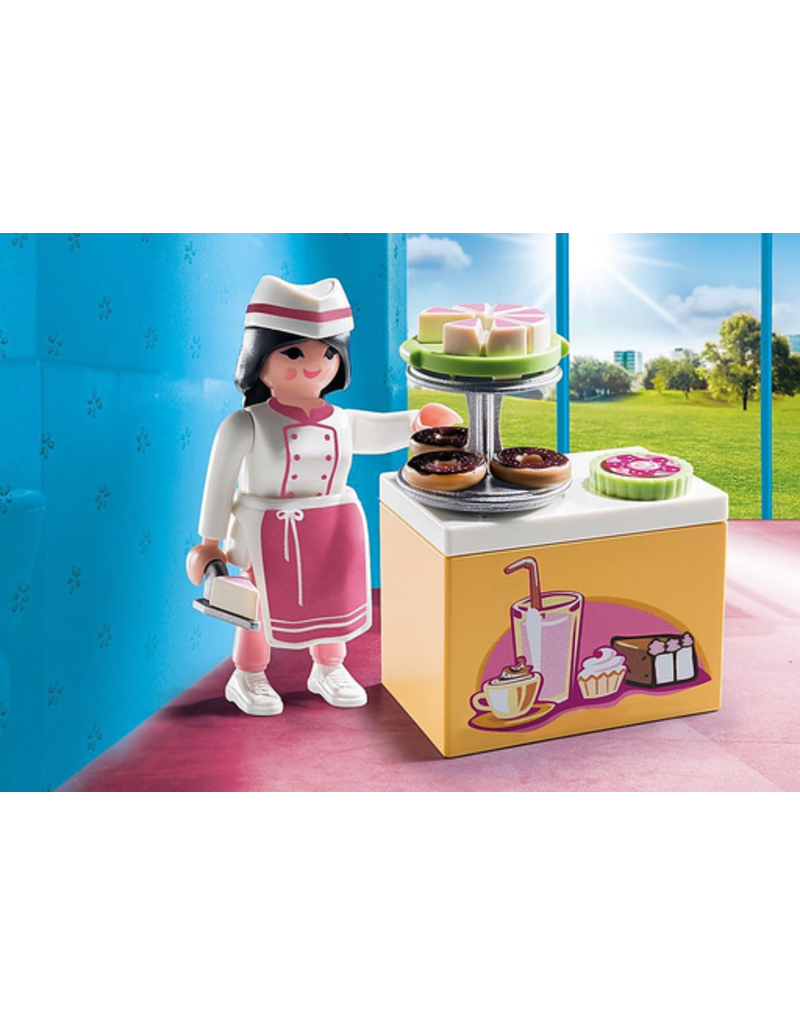 Playmobil Pastry Chef
