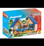 Playmobil Playmobil Take Along School House Take Along