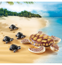 Playmobil Floating Sea Turtle with Babies