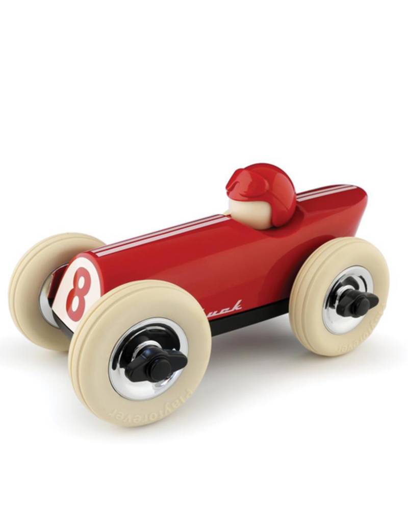 Playforever Playforever Midi Race Car Buck - Red