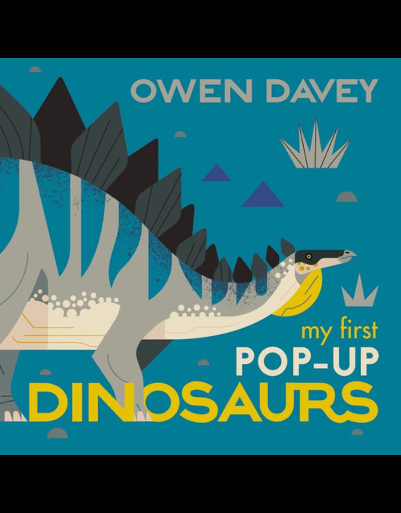 Random House My First Pop-Up Dinosaurs