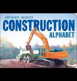 Random House Construction Alphabet Board Book