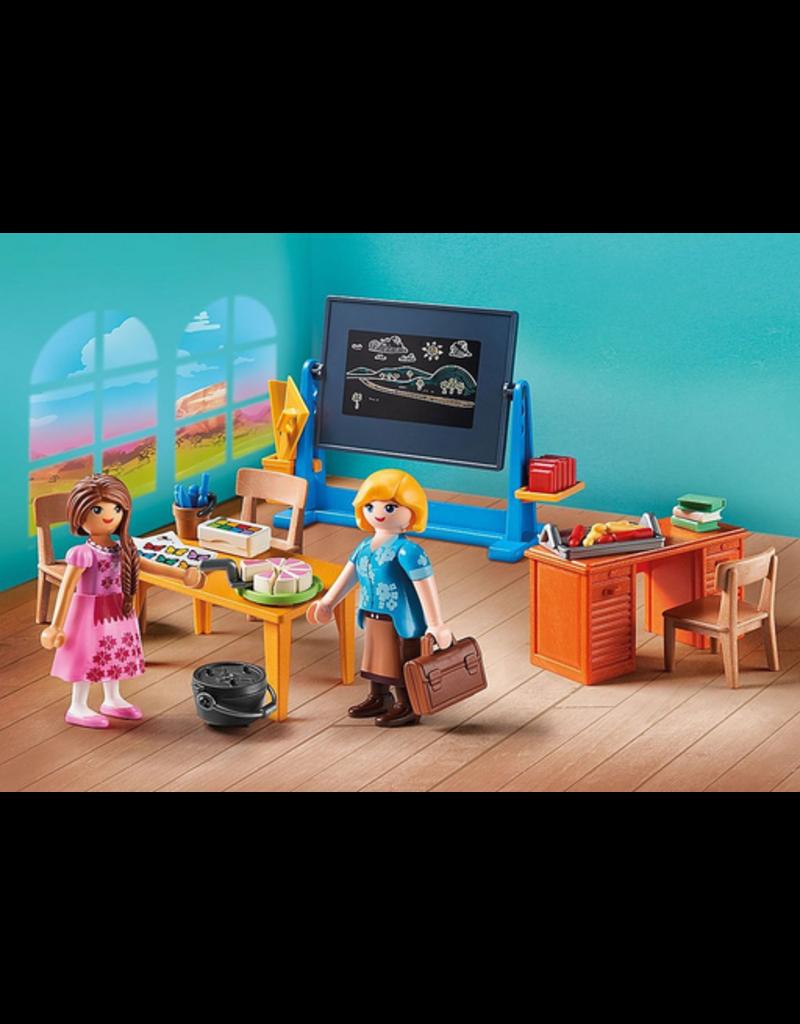 Playmobil Miss Flores' Classroom
