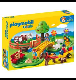 Playmobil Playmobil 1.2.3 Countryside