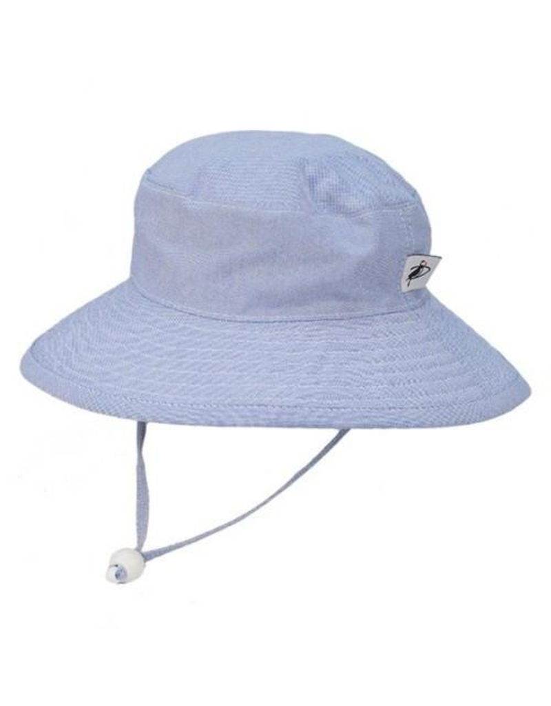 Oxford Cotton Sunbaby Hat