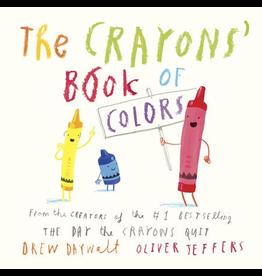 Random House Crayon's Book of Colours Board Book