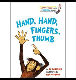 Random House Hand, Hand, Fingers, Thumb (Hardcover)