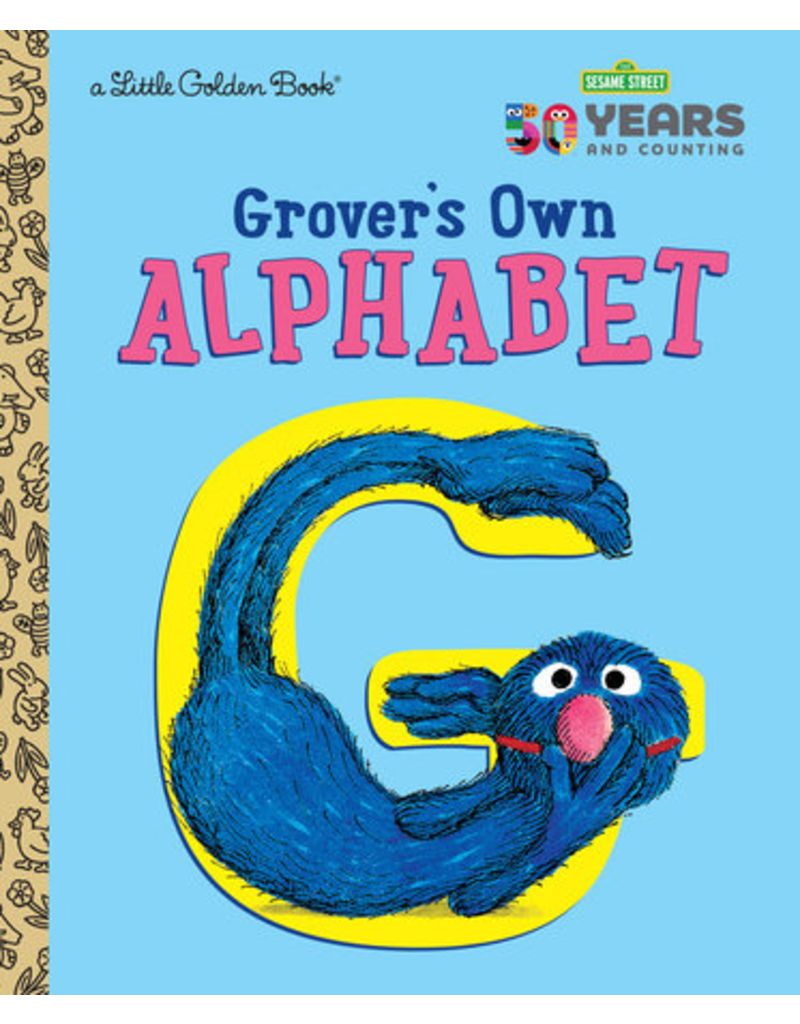 Random House Golden Books: Grover's Own Alphabet