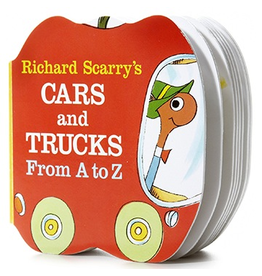 Random House Cars & Trucks From A-Z