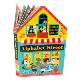 Random House Alphabet Street Board Book
