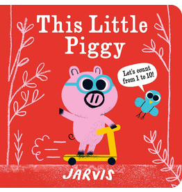 Random House This Little Piggy: A Counting Board Book