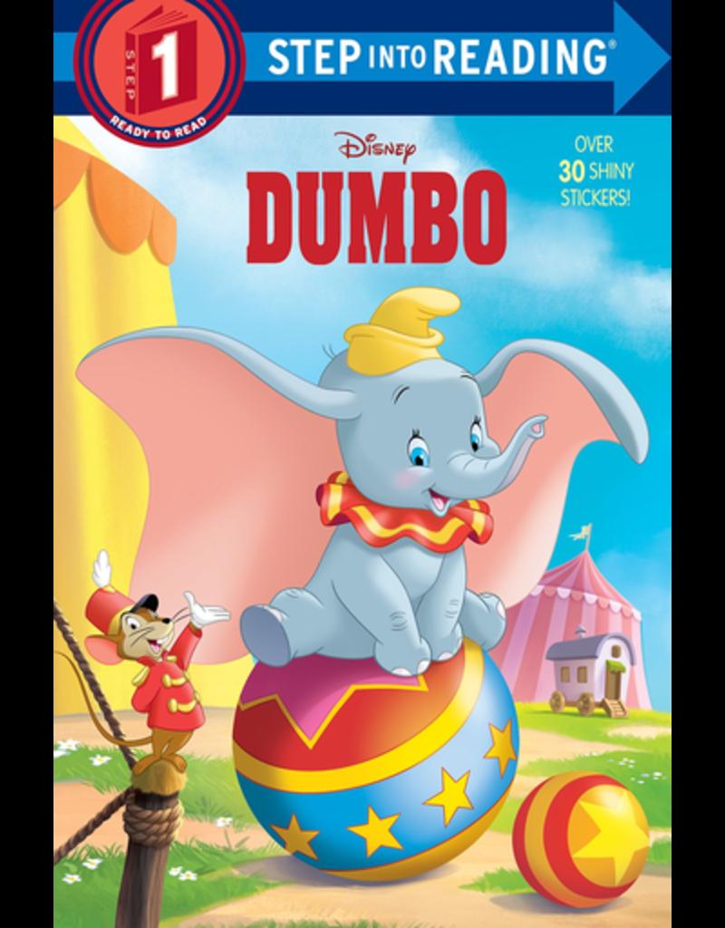 Random House Dumbo Deluxe (Reading 1)