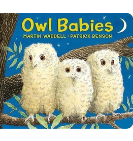 Random House Owl Babies Board Book